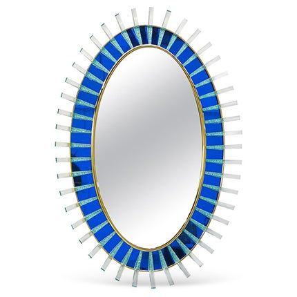 Domenico Ghiró Mirror, 2019