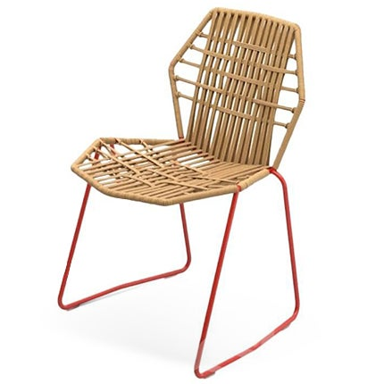Moroso Tropicalia Dining Chair, 2019
