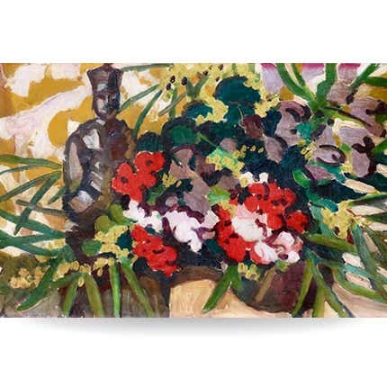 Louis Valtat, <I>Flowers</I>, ca. 1910