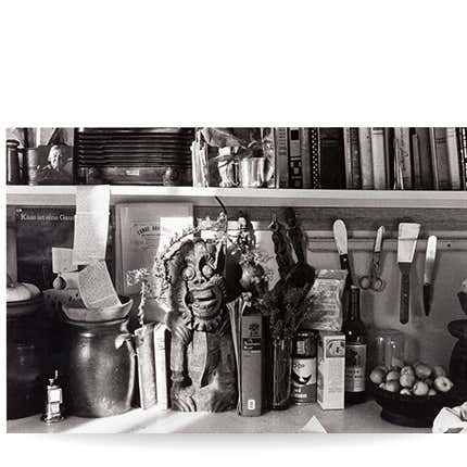 Dorothea Lange, <I>Still Life with Books and Utensils</I>, 1961