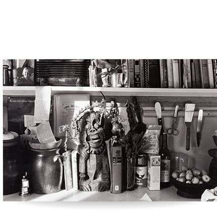 Dorothea Lange, <I>Still Life with Books and Utensils</I>, 1961