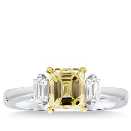 Roman Malakov Engagement Ring, 2019