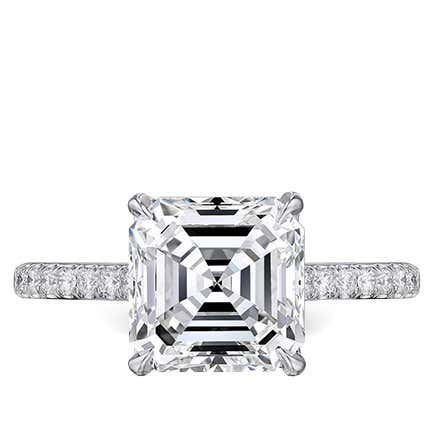 Simon Ardem 3.02 Carat Engagement Ring, 2014