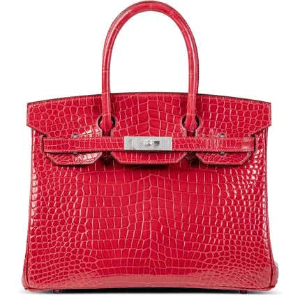 Hermès Birkin 30cm Handbag, 21st Century