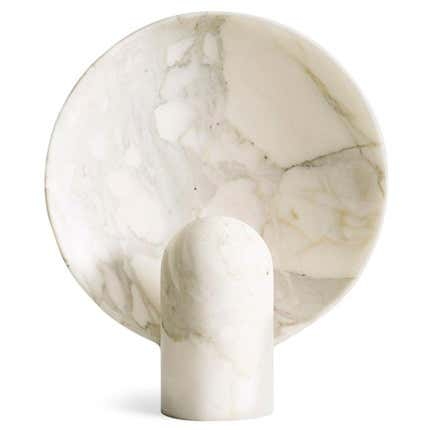 Henry Wilson Marble Table Lamp, 2019