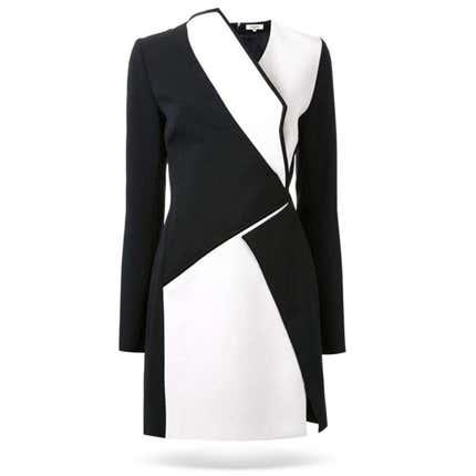 Mugler Mini Dress, 21st Century
