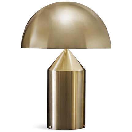 Vico Magistretti for Oluce Atollo Model 233 Table Lamp, New