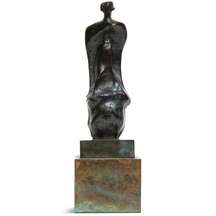 Henry Moore, <i>Standing Figure</i>, 1982
