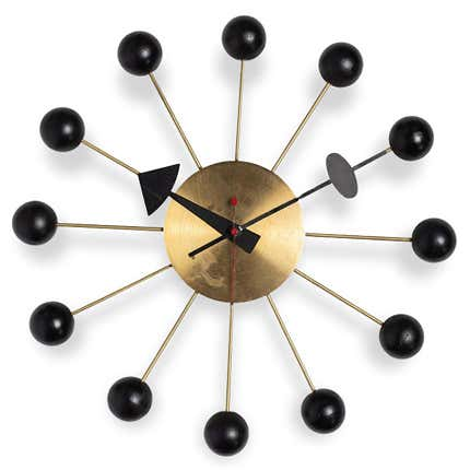 George Nelson Wall Clock, 1949