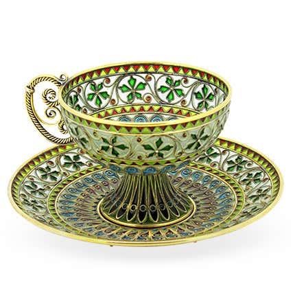 Marius Hammer Tea Cup, 1910