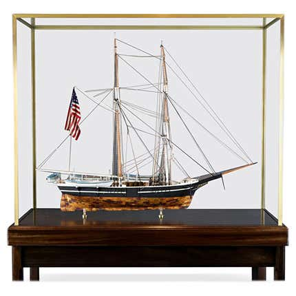William Hitchcock American Whaleship <i> Kate Cory</i>, 20th Century
