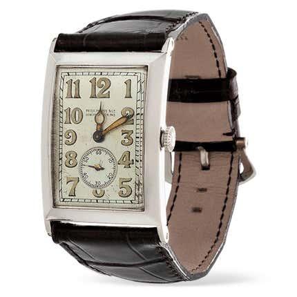 Patek Philippe Wristwatch, ca. 1927