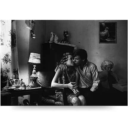 Danny Lyon, <i> Inside Kathy's Apartment</i>, 2009