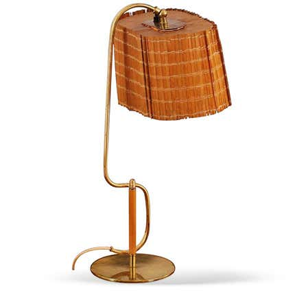 Paavo Tynell Desk Lamp, 1940s