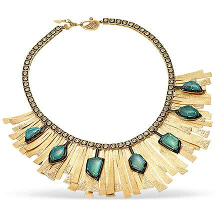 Coomi Sunburst Necklace, 21st Century