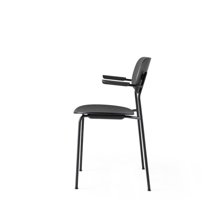 Together, mutually, in common: the words that define the prefix 'co-' are at the heart of our new Co Chair design. Conceived in collaboration with The Office Group and Norm Architects, the multifunctional chair adapts to a wide range of needs and