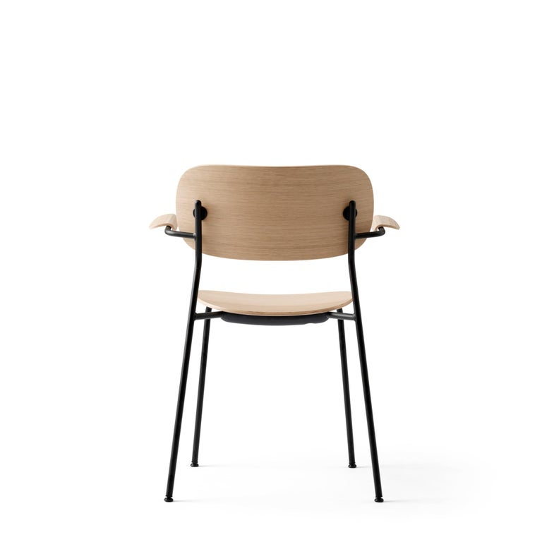 Together, mutually, in common: the words that define the prefix 'co-' are at the heart of our new Co Chair design. Conceived in collaboration with The Office Group and Norm Architects, the multi-functional chair adapts to a wide range of needs and