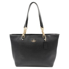 Coach Pebbled Leather Small Sophia Women's Tote 36600
