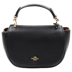 Coach Small Nomad Satchel LI/Black Satchel  Womens Bag 37180 LIBLK