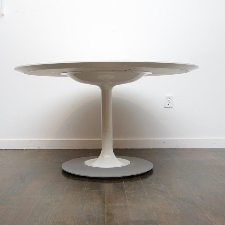 Metal Coalesse Denizen Table For Sale