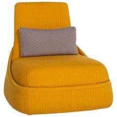 Coalesse Hosu Fabric Armchair Yellow Patricia Urquiola