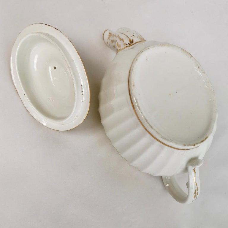 Coalport John Rose Tea Service, circa 1795 For Sale 3