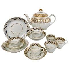 Coalport John Rose Tea Service, circa 1795