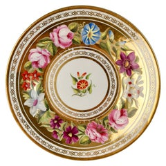 Coalport Plate, Marquis of Anglesey Service, circa 1820