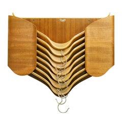 "Coat Hanger Storage ""Ycki"", 1950s"