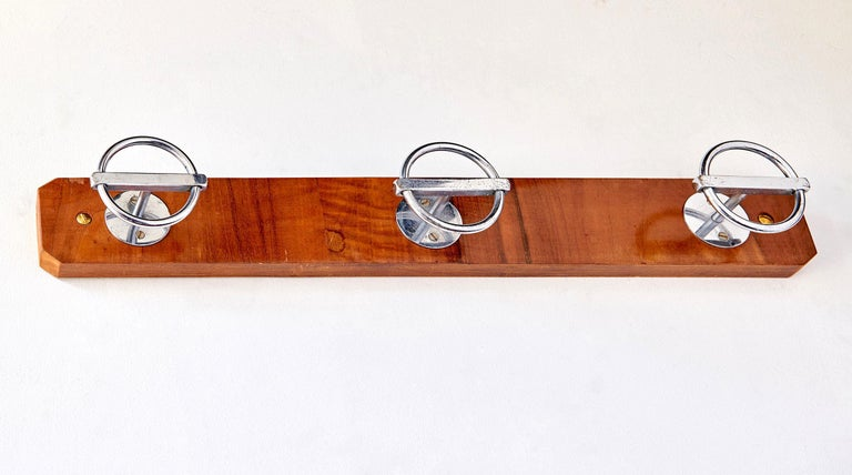 Coat Rack by Jean Royère In Fair Condition For Sale In Los Angeles, CA