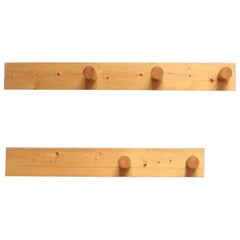 Coat Rack for Les Arcs by Charlotte Perriand