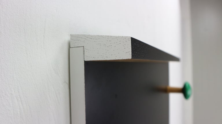 Coat Racks LC17 By Le Corbusier for Cassina, 2010, Italy For Sale 7