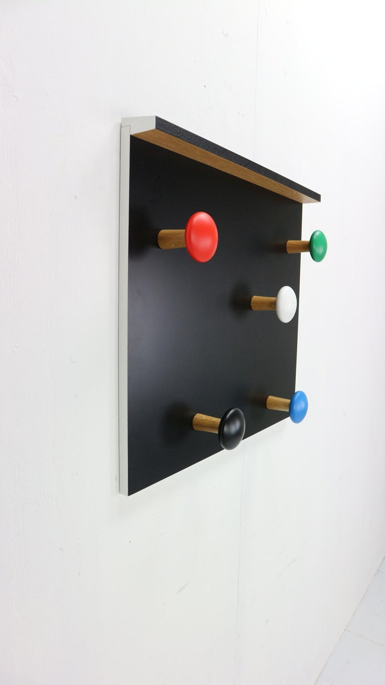 Mid-Century Modern Coat Racks LC17 By Le Corbusier for Cassina, 2010, Italy For Sale