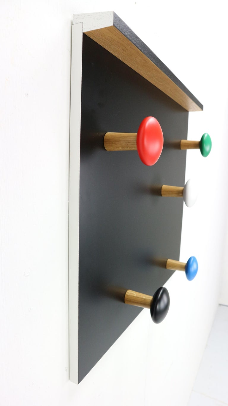 Contemporary Coat Racks LC17 By Le Corbusier for Cassina, 2010, Italy For Sale