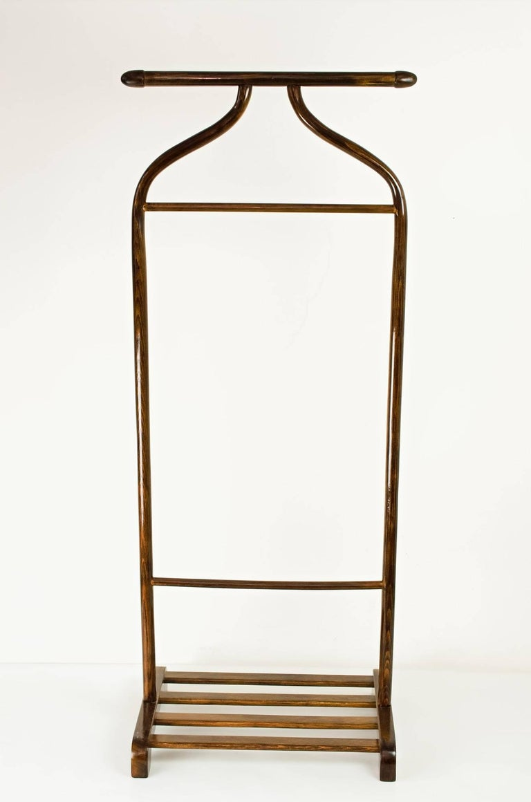 Coat stand by Thonet Polished.
