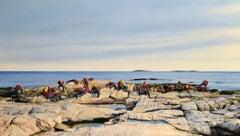 Untitled (Rocky Coast of Maine I)