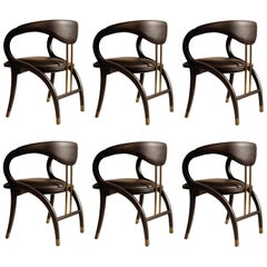 Cobra Dining Chair, Set of 6