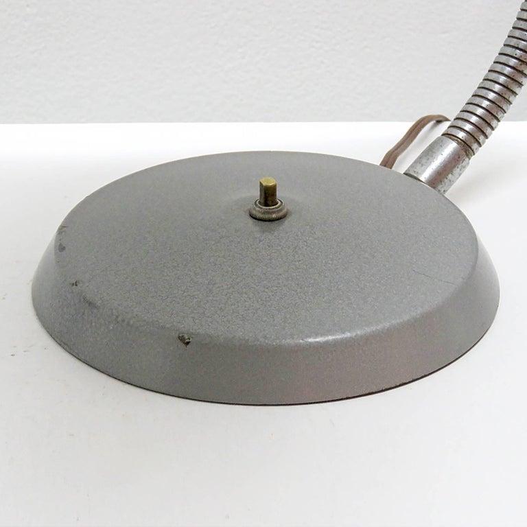 Cobra Lamp by Greta M. Grossman for Ralph O. Smith For Sale 1