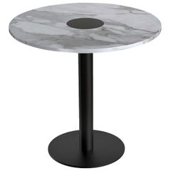 Coccaro Black Bistro Table by R&D monitillo1980