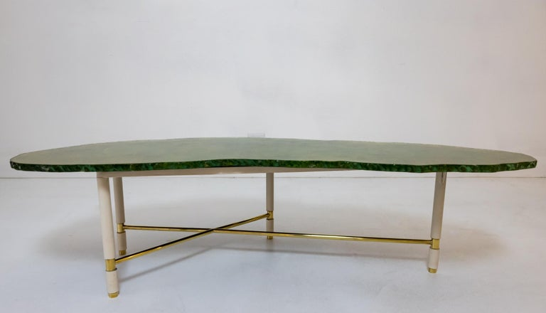 Mid-Century Modern Cocktail Table by Dubè for Fontana Arte For Sale