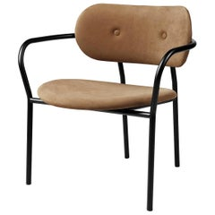 Coco Lounge Chair with Armrest