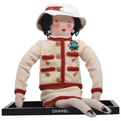 Coco Mademoiselle Chanel Doll Designed By Karl Lagerfeld 2010