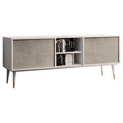 Coco White Sideboard
