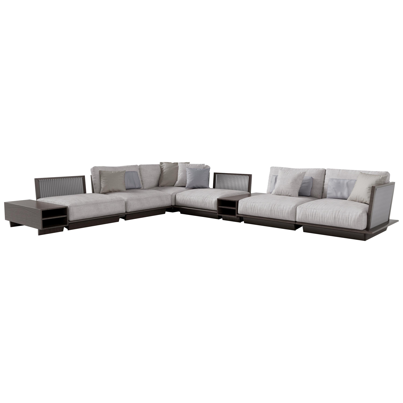 Coco Wolf Outdoor Milbrook Modular Sofa
