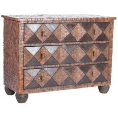 Coconut Chest of Drawers