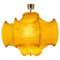 Cocoon Pendant Lamp by Achille Castiglioni for Flos, 1960s