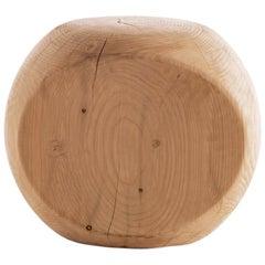 Cocoona Shape 3 Stool in Solid Cedar