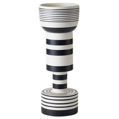 Code: ZZ66A502, Designer: Ettore Sottsass, Made in Italy, Material: Ceramic