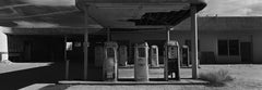 Landscape Photography Panoramic Series: 'Gas Pumps'