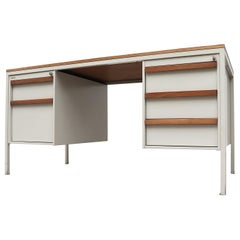 Coen de Vries Industrial Writing Desk for Emmein Meubel